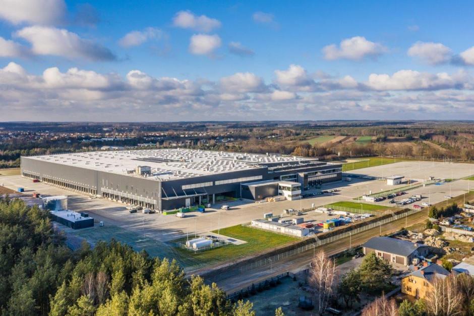 Lidl uruchamia największe centrum dystrybucyjne w Polsce (galeria)