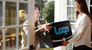 UPS i TerraCycle opracowały opakowanie wielokrotnego użytku do transportu towarów