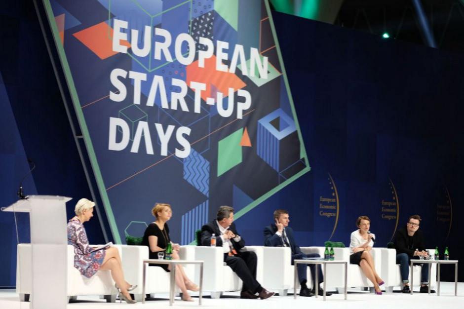 Pierwszy na drodze do sukcesu jest pomysł - Start-up Challenge na European Start-up Days
