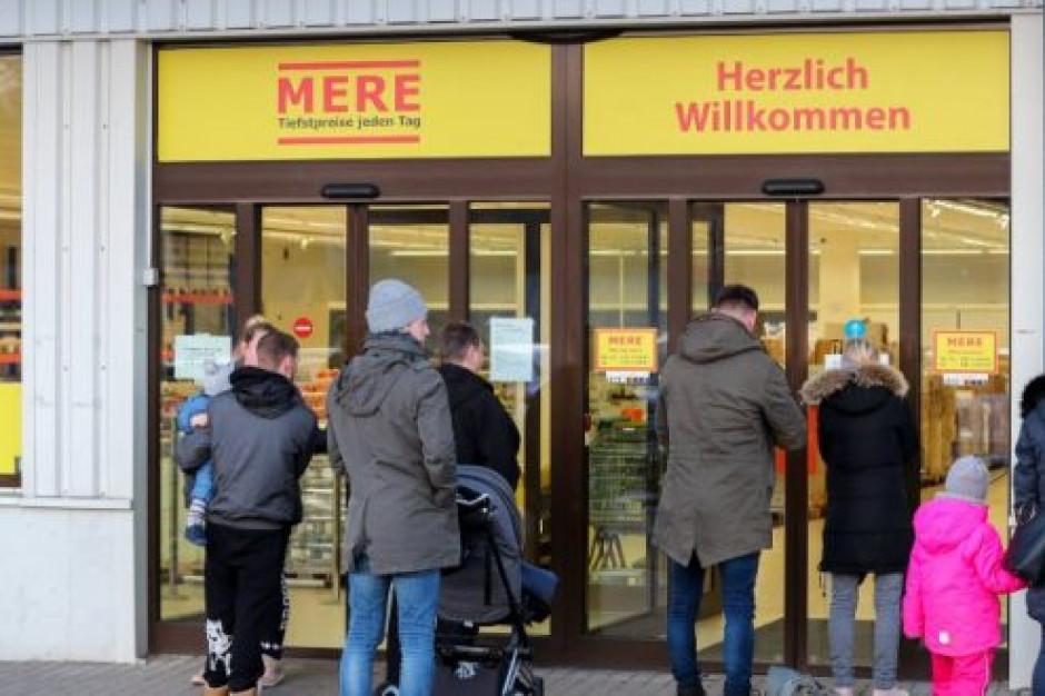 Mere ofiarą własnego sukcesu, zamyka sklep po pięciu dniach