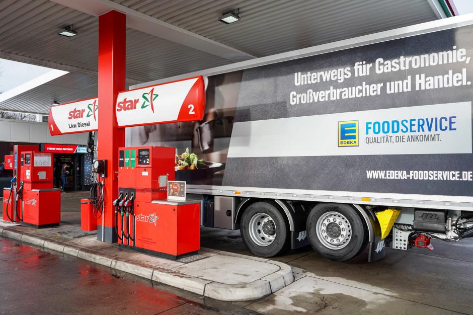 Edeka dostarczy żywność na stacje Orlenu w Niemczech