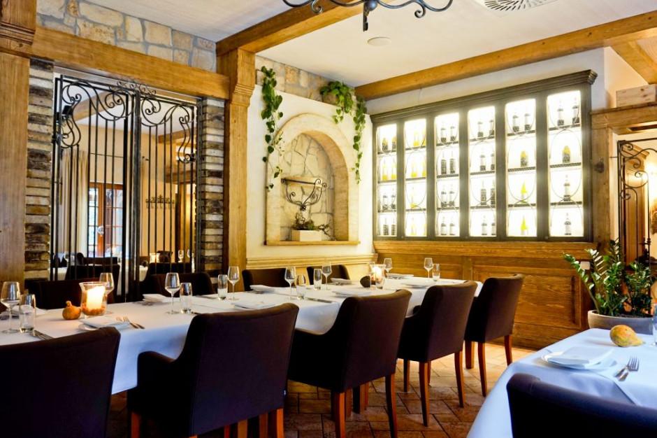 Villa Gardena z menu przygotowanym przez Szefa Roku Polski południowej