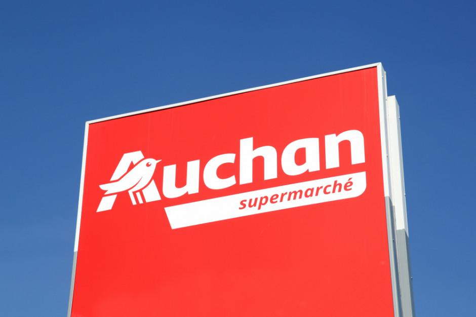 Auchan otwiera pierwszy bezobsługowy sklep w Europie