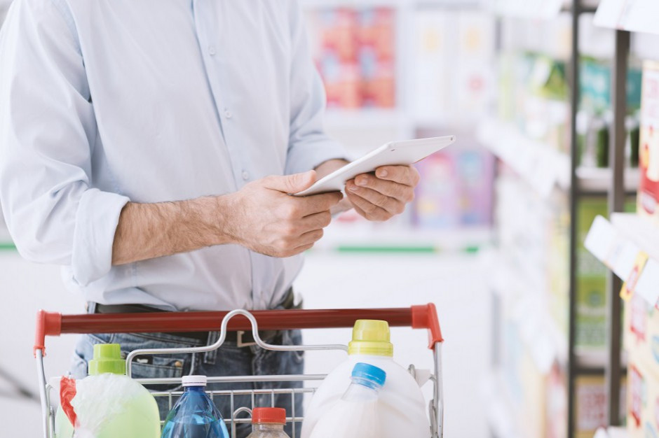 Listonic: Biedronka, Lidl i Auchan najpopularniejsze na zakupy spożywcze