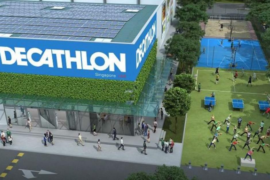 Decathlon testuje innowacje w sklepie przyszłości (wideo)