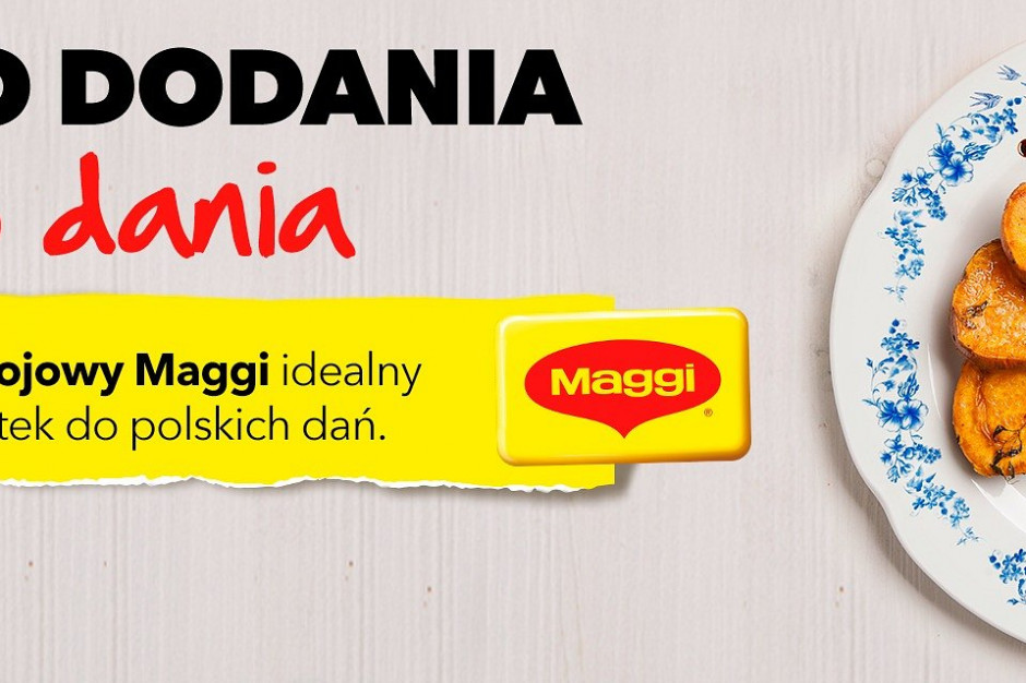 Maggi z nowym smakiem sosu