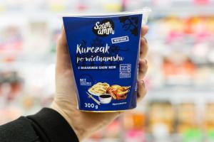 Dania kuchni azjatyckiej pod marką własną w sieci Żabka