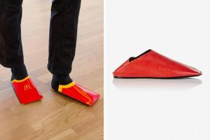 McDonald's naśmiewa się z butów Balenciaga