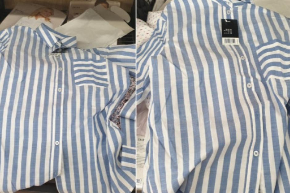 Koszule w paski z Lidla budzą kontrowersje wśród klientów