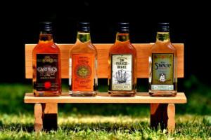 Rum coraz bardziej popularny