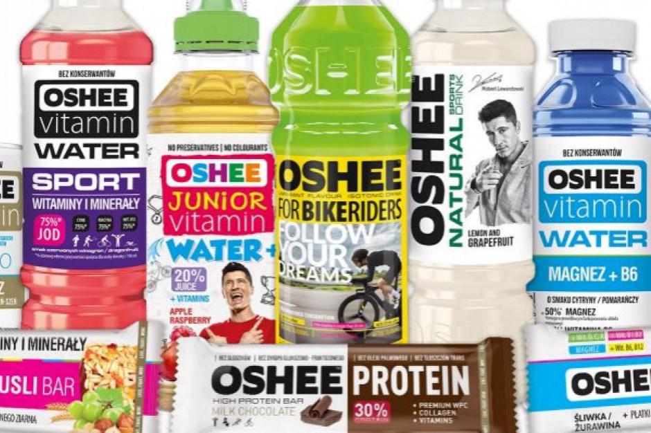 Oshee przejmuje dystrybutora żywności