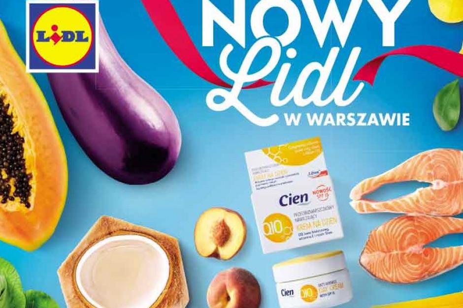 Lidl z 11. sklepem w Bydgoszczy i 33. w Warszawie