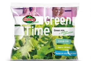 Green mix z młodym szpinakiem marki Eisberg