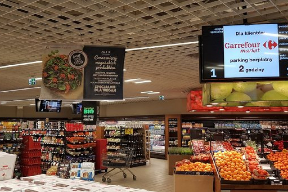 Carrefour zastąpił Piotra i Pawła w Royal Wilanów