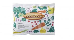 IKEA wprowadza wege hot dogi w wersji paczkowanej