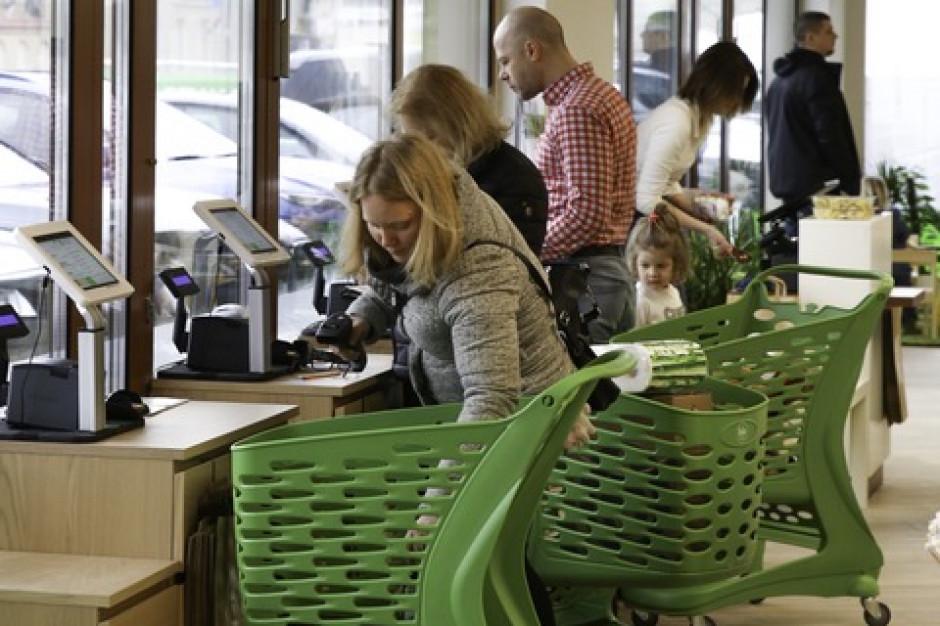 Aplikacja Bio Family otworzy drzwi do bezobsługowego sklepu