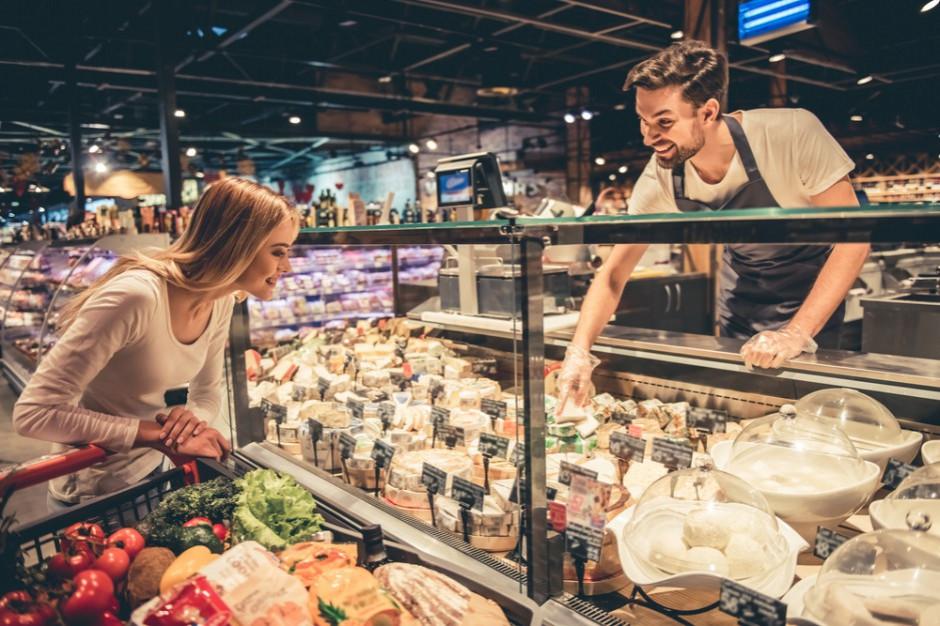 W 2018 r. operatorzy sklepów spożywczych w centrach handlowych ze wzrostem 8,3 proc. rdr.