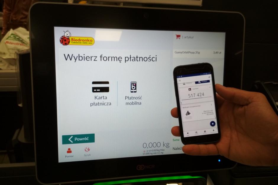 Klienci Biedronki lubią BLIKa. Rekordowa transakcja opiewa na ponad 10 tys. zł