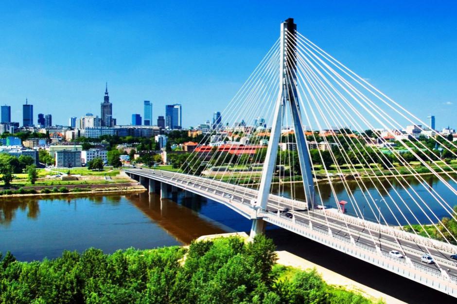Warszawa wśród 20 najbogatszych regionów UE