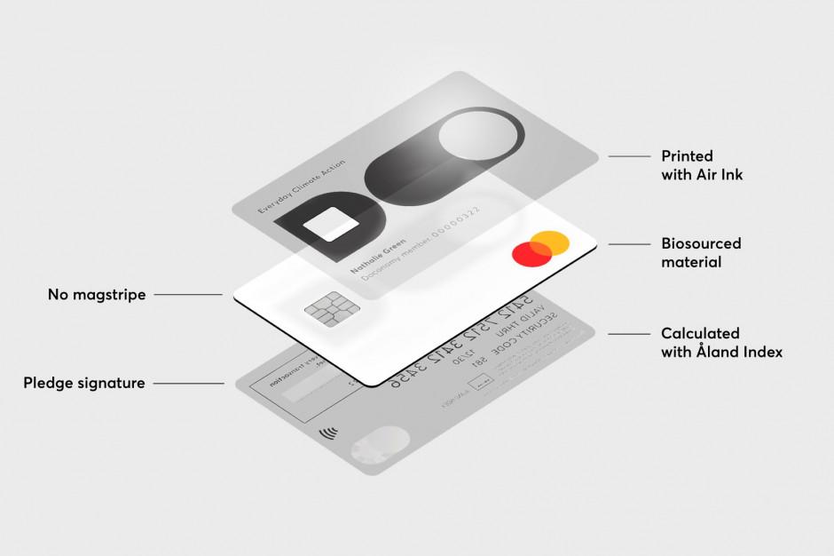 Mastercard i Doconomy wprowadzają usługi płatnicze, które zapobiegają zmianom klimatu