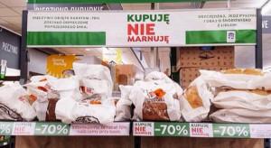 """Półka """"Kupuję, nie marnuję"""" w 150 sklepach Lidl"""