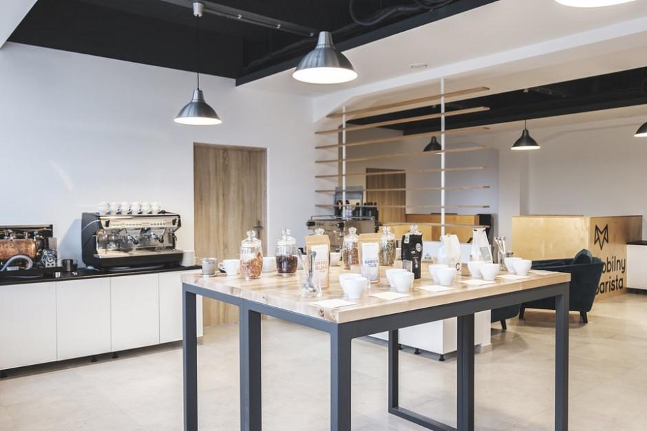 Nowa marka kawiarni White Bear Coffee. Pierwszy lokal ruszy przed wakacjami