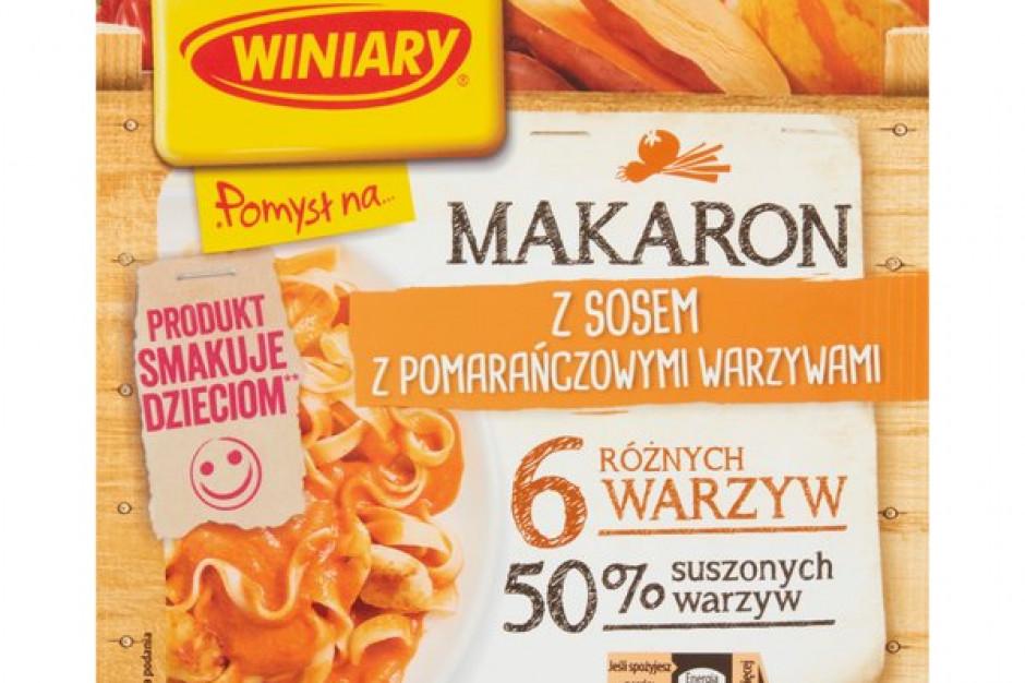 Winary z nowym pomysłem na makaron