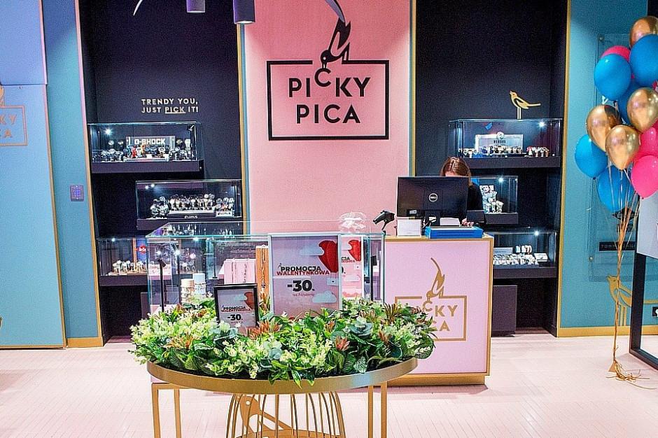 Picky Pica z pierwszym pełnometrażowym salonem