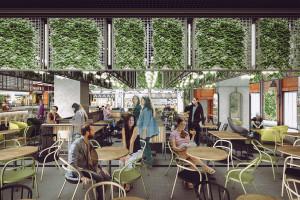 Stary Browar buduje Food Park