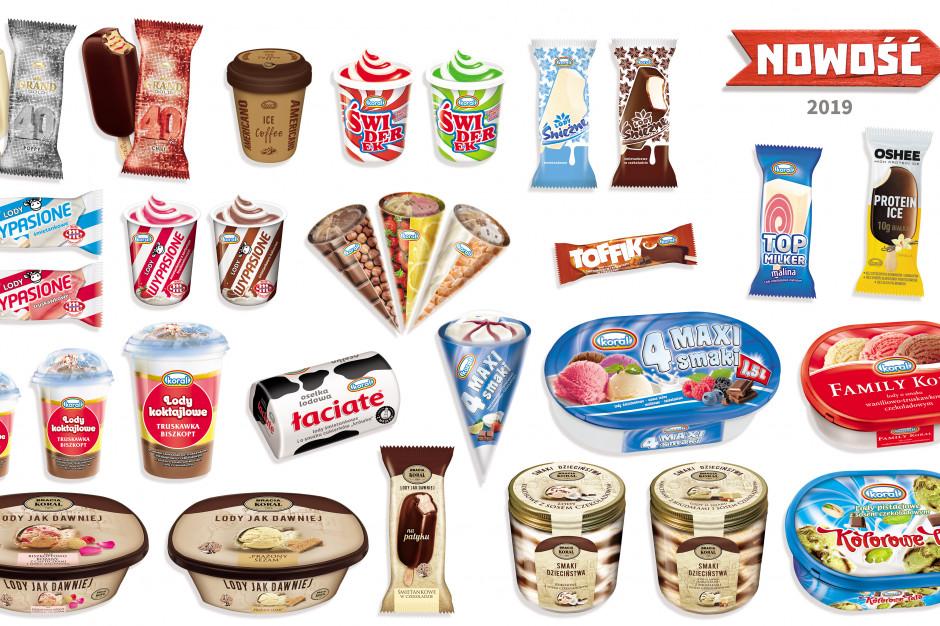 Nowości produktowe i loteria konsumencka na 40-lecie marki Koral