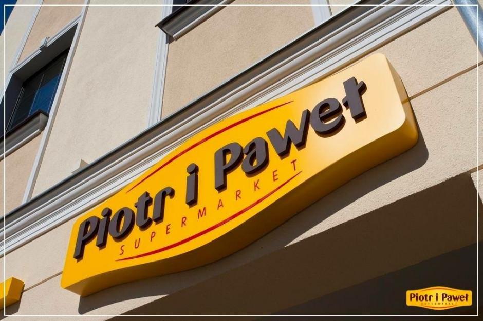 Grupa Piotr i Paweł przejmuje udziały w spółkach prowadzących 20 sklepów sieci