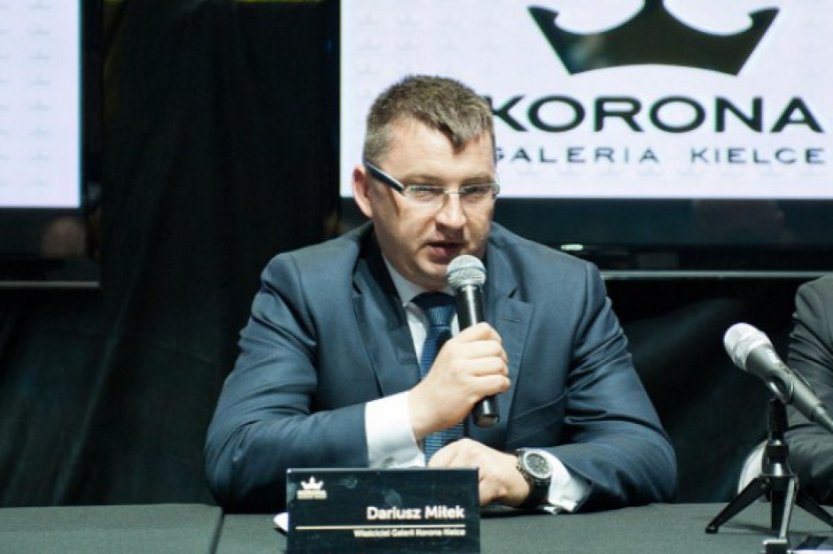 Dariusz Miłek zrezygnował ze stanowiska prezesa CCC. Kto go zastąpi?