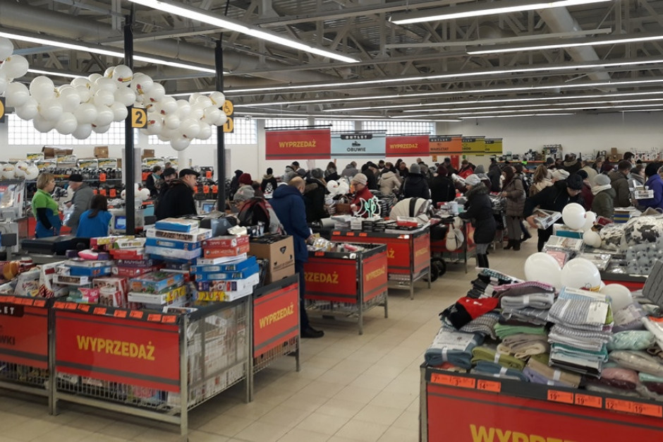 Biedronka otwiera trzeci outlet - tym razem we Wrocławiu