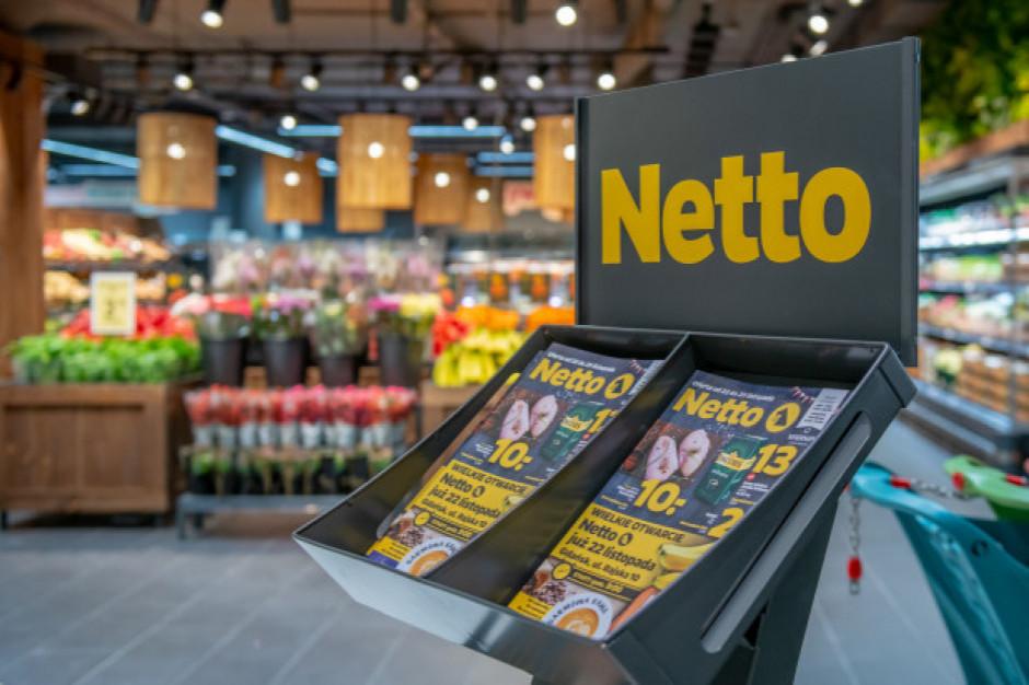 Prezes Netto Polska: Do końca roku będzie działać 40 sklepów w koncepcie 3.0