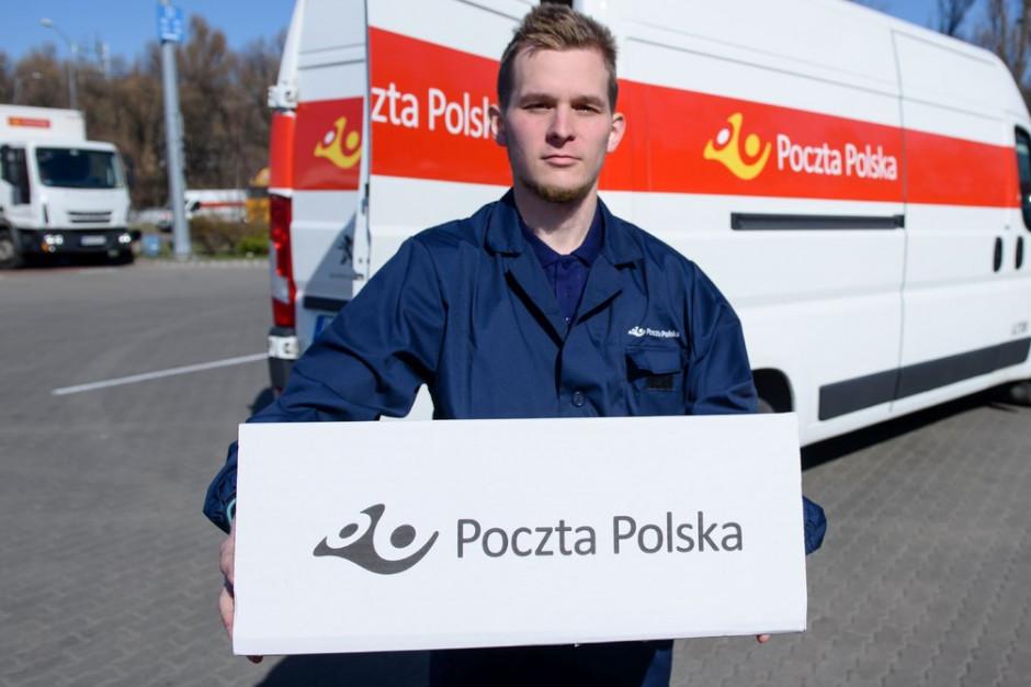 Poczta Polska do 2023 r. chce podwoić przychody z obsługi przesyłek kurierskich