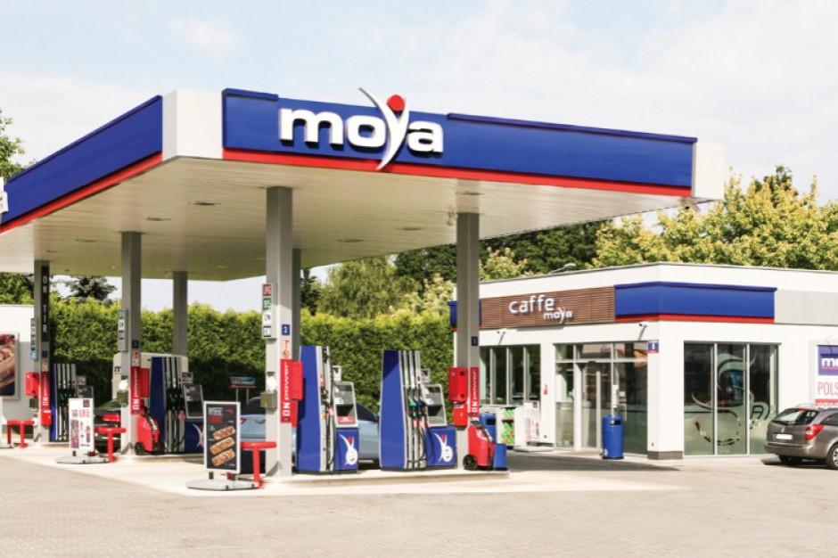 Moya powiększa sieć swoich stacji