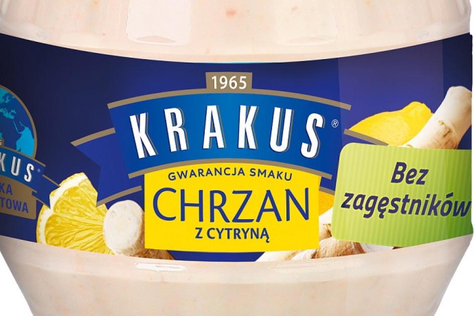 Chrzan Krakus w limitowanej edycji na święta