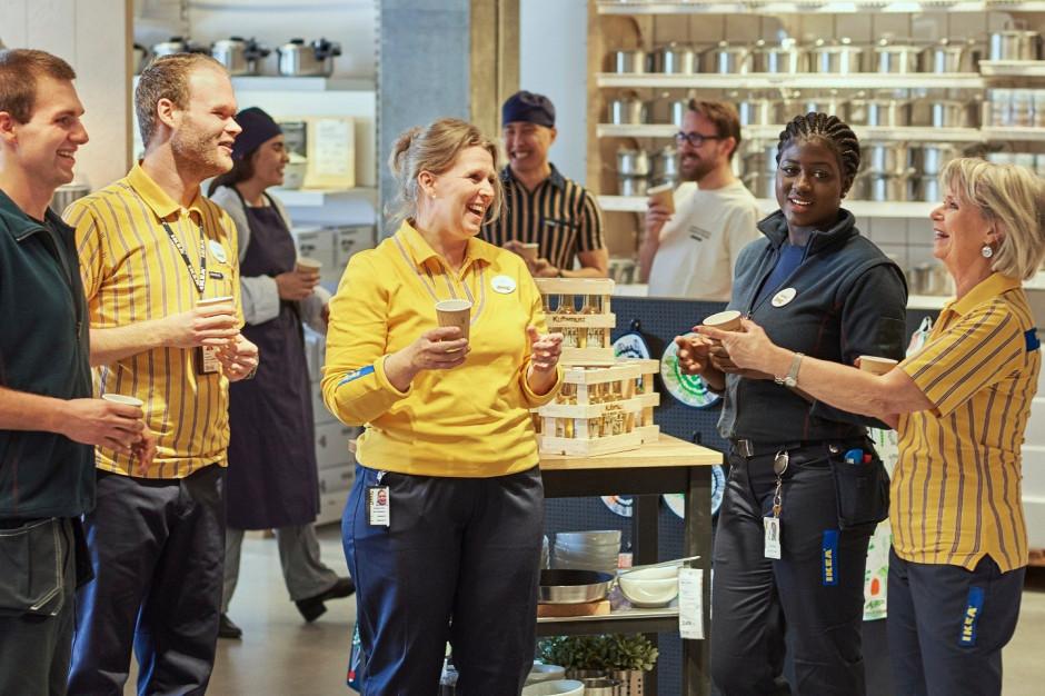 IKEA Retail Polska: 50 proc. osób na wysokich stanowiskach kierowniczych to kobiety