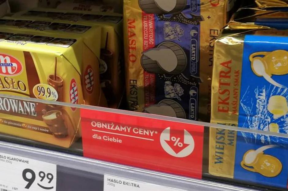 Analiza: Sklepy convenience przyciągają klientów cenami masła