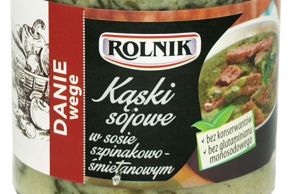 Kąski sojowe od marki Rolnik