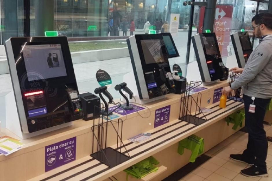 Carrefour testuje rozwiązania biometryczne w płatnościach