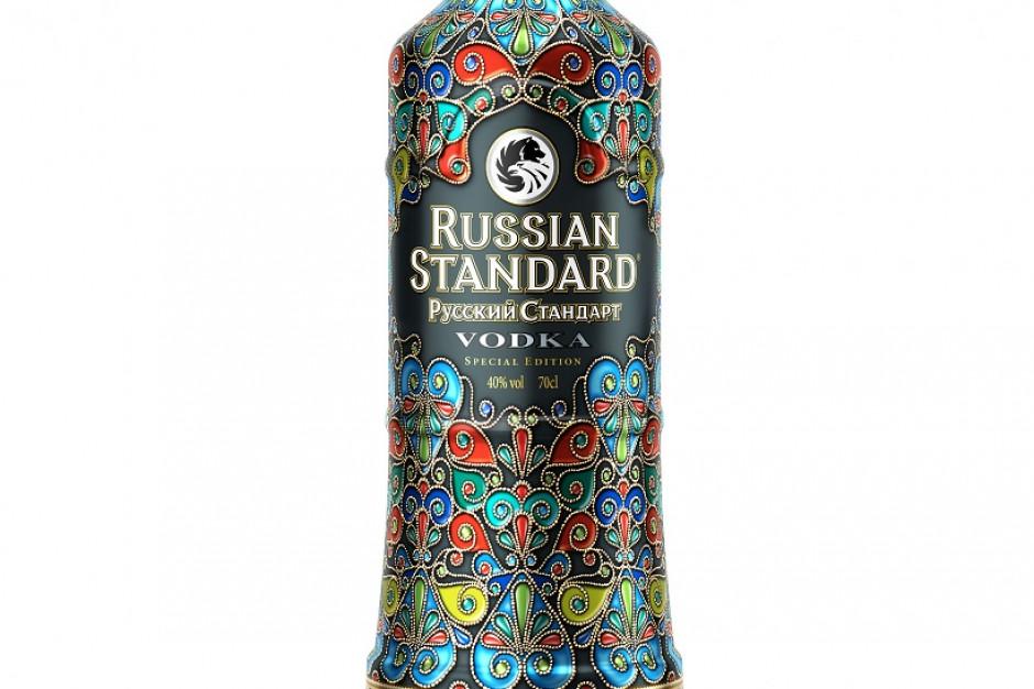 Limitowane edycje wódki Russian Standard