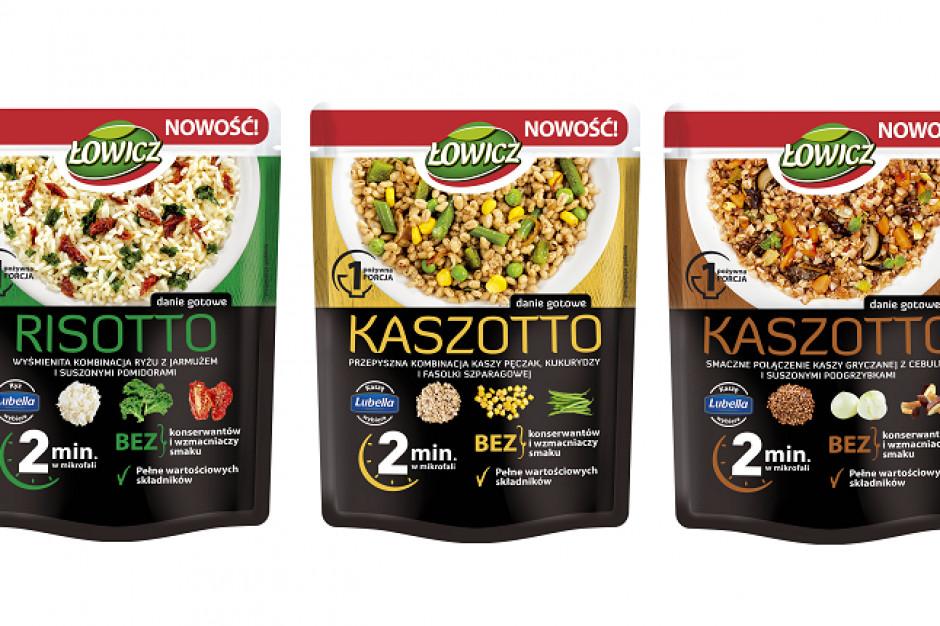 Dania gotowe od Łowicza – Kaszotto i Risotto