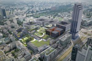 Architekci siedziby Google'a projektują obiekt Towarowa 22