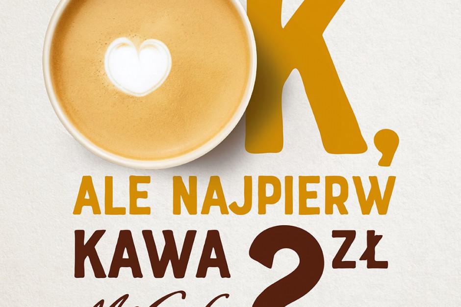 """Kawa za 2 zł w McDonald's. Sieć """"łagodzi"""" poniedziałki"""