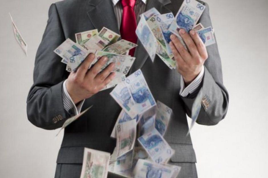 Spadek rentowności powoduje lawinę niewypłacalności w handlu