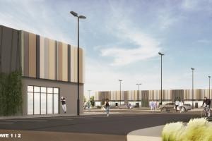 PA Nova buduje park handlowy w Zielonej Górze. Kaufland operatorem spożywczym