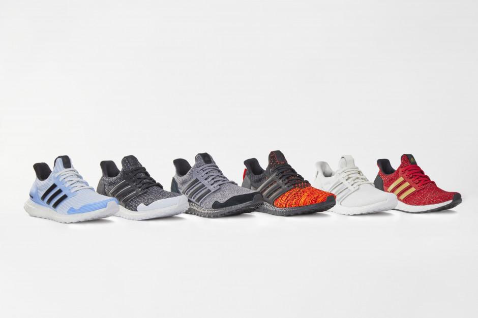 """Adidas z limitowaną serią obuwia, inspirowaną """"Grą o tron"""""""