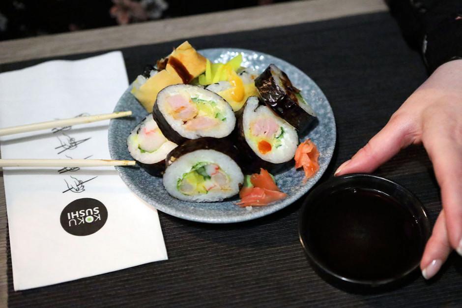 KOKU Sushi powiększyło się o dwa nowe punkty
