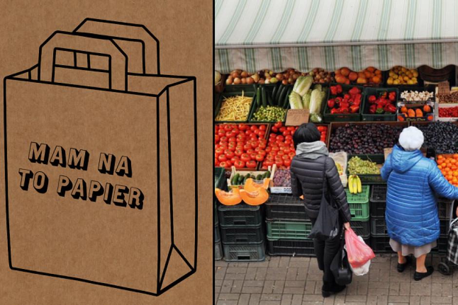 #MamNaToPapier - nowa akcja proekologiczna w Warszawie